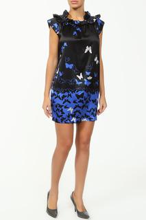 Шелковое платье Cool Air