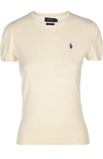 Футболка вязаная Polo Ralph Lauren
