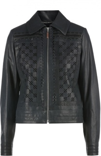 Куртка кожаная Escada Sport