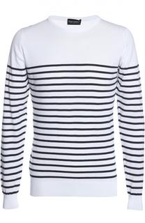 Пуловер вязаный John Smedley