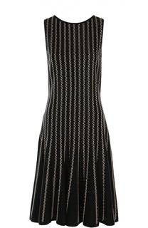 Платье вязаное St. John