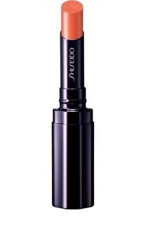 Губная помада с мерцающим эффектом Shimmering Rouge OR316 Shiseido