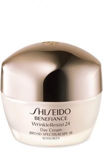 Дневной крем с комплексом против морщин 24 часа Benefiance Shiseido