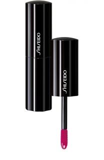 Помада-блеск Lacquer Rouge RS404 Shiseido