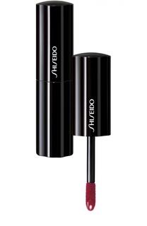 Помада-блеск Lacquer Rouge RD501 Shiseido
