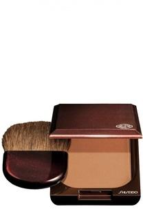 Компактная пудра с оттенком загара, оттенок 1 Shiseido