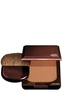 Компактная пудра с оттенком загара, оттенок 3 Shiseido