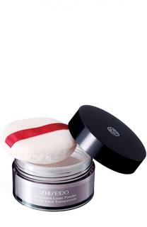 Прозрачная рассыпчатая пудра Shiseido