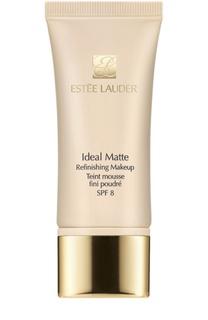 Матирующая крем-пудра Ideal Matte Refinishing Makeup Fresco Estée Lauder