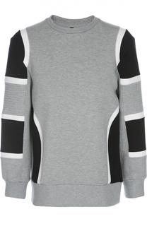 Пуловер джерси Neil Barrett