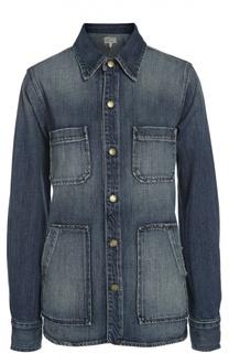 Куртка джинсовая Current/Elliott