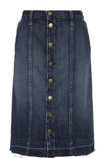 Юбка джинсовая Current/Elliott