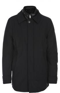 Куртка с воротником Hetrego