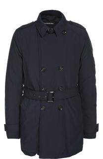 Куртка с поясом Hetrego