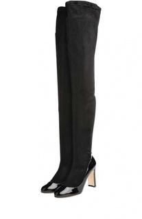 Ботфорты Vally Dolce&Gabbana Dolce&;Gabbana