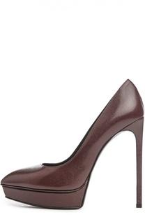 Красные Туфли Saint Laurent