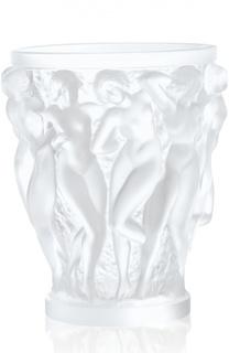 Ваза Bacchantes Lalique