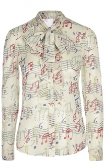 Блуза R.E.D. Valentino