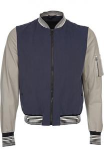Куртка кожаная Lanvin
