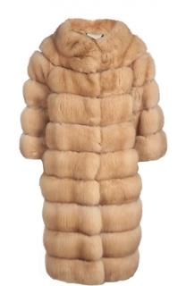 Пальто меховое Simonetta Ravizza