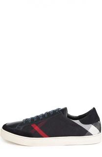 Туфли спортивные Burberry