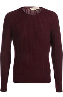 Пуловер вязаный Burberry