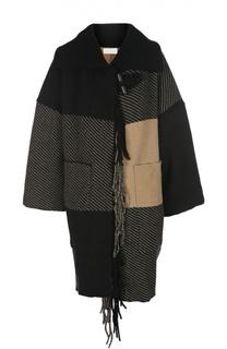 Пальто вязаное Chloe