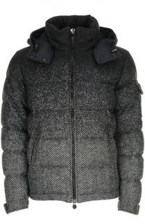 Куртка пуховая с капюшоном Moncler