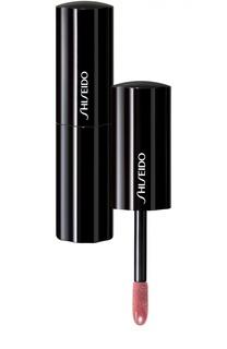 Помада-блеск Lacquer Rouge RD 215 Shiseido
