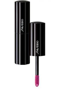 Помада-блеск Lacquer Rouge VI 418 Shiseido