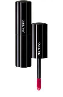 Помада-блеск Lacquer Rouge RD 413 Shiseido