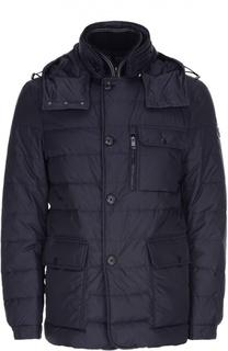 Куртка-пиджак с капюшоном Moncler
