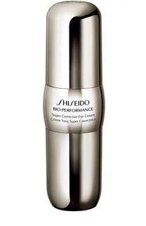 Суперкорректирующий крем для контура глаз Bio-Performance Shiseido