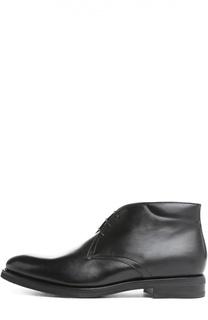Ботинки с рожком для обуви H`D`S`N Baracco