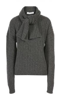 Пуловер вязаный J.W. Anderson