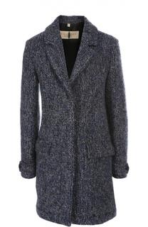 Пальто вязаное Burberry Brit