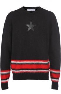 Пуловер вязаный Givenchy