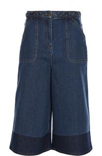 Капри джинсовые Valentino