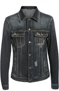 Куртка джинсовая Dolce&Gabbana Dolce&;Gabbana