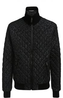 Куртка-бомбер Dolce&Gabbana Dolce&;Gabbana