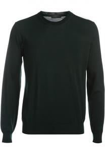 Пуловер вязаный Z Zegna