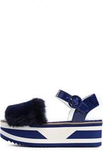 Сандалии Dolce&Gabbana Dolce&;Gabbana