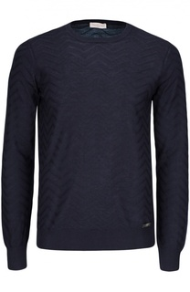 Пуловер вязаный Bilancioni
