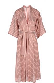 Платье с поясом Tome