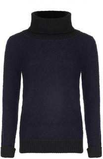 Пуловер вязаный D.Exterior