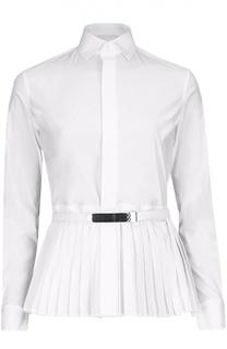 Блуза с ремнем Ralph Lauren
