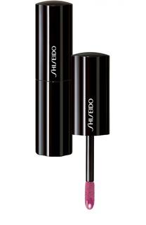 Помада-блеск Lacquer Rouge VI324 Shiseido