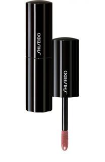 Помада-блеск Lacquer Rouge RD728 Shiseido