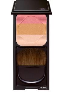 Румяна-трио с шелковистой текстурой и эффектом сияния RD1 Shiseido