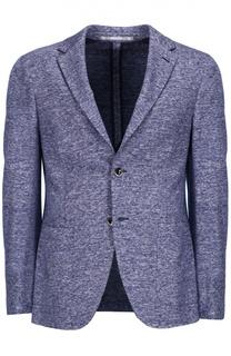 Пиджак со значком Cantarelli